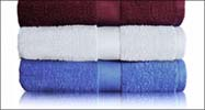 30x56 bath towels by Oval Office Collection. Zero twist 100 % cotton. Luxurious towel.Available only in White.