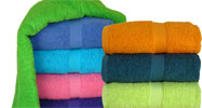 SPECIAL DISCOUNT 34x70 Terry Cotton Beach Towels by Royal Comfort. 19.0 Lbs/ Dz, 100 % Ring Spun cotton.