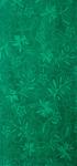 30x60 Solid Green Hibiscus Fiber Reactive Jacquard Beach Towel.