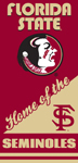 Florida State Seminoles Home Beach Towel