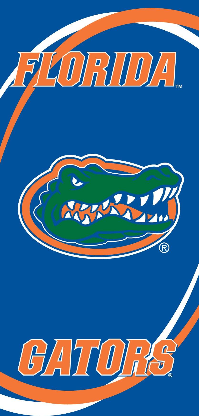 Florida Gators Swoosh Beach Towel