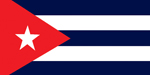 CUBAN FLAG beach towels
