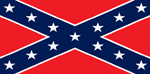 Confederate Flag beach towels - 30x60
