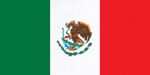 MEXICO FLAG beach towels