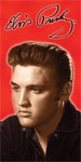Elvis Autograph Beach Towel