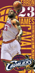 Lebron James Slam Dunk Beach Towel