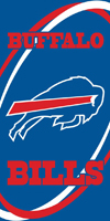 Buffalo Bills beach towels