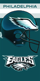 EAGLES - 1 beach towels