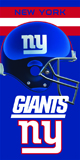 NY GIANTS - 1 beach towels