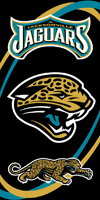 JAGUARS beach towels
