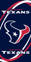 Houston TEXANS  beach towels