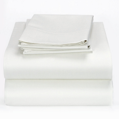 King Flat and Fitted Sheets. T-200 Thread Count by Royal Comfort, 24 pcs per case.