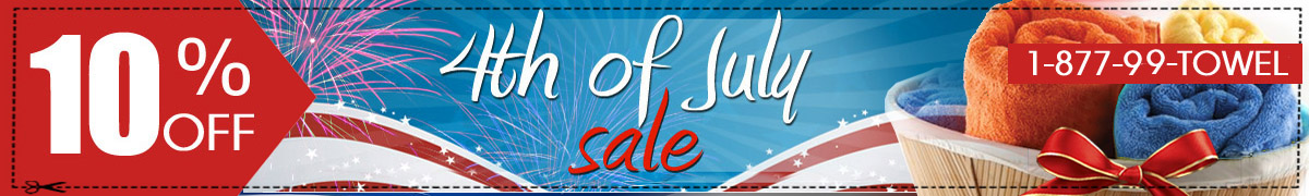 10% 4th Of July week Special Discount Most items  !