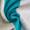 Turquoise / White