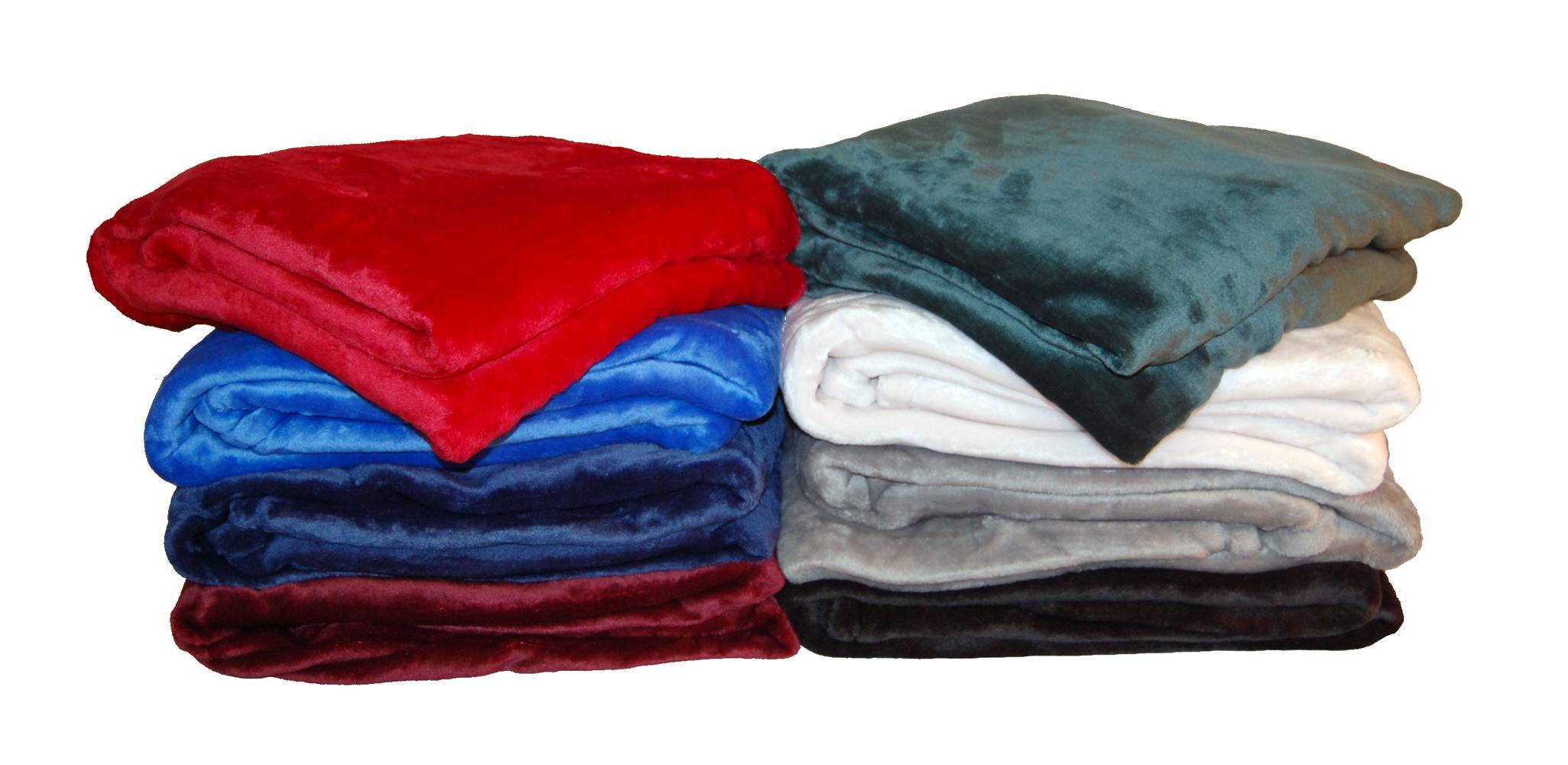 50x60 Mink Touch Luxury Blanket