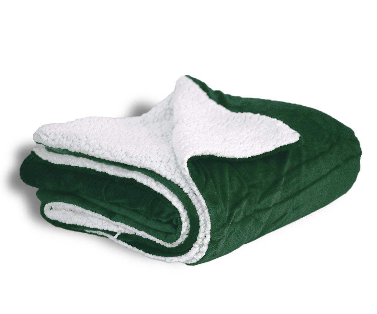 50x60 micro mink sherpa blanket for Sherpa blanket
