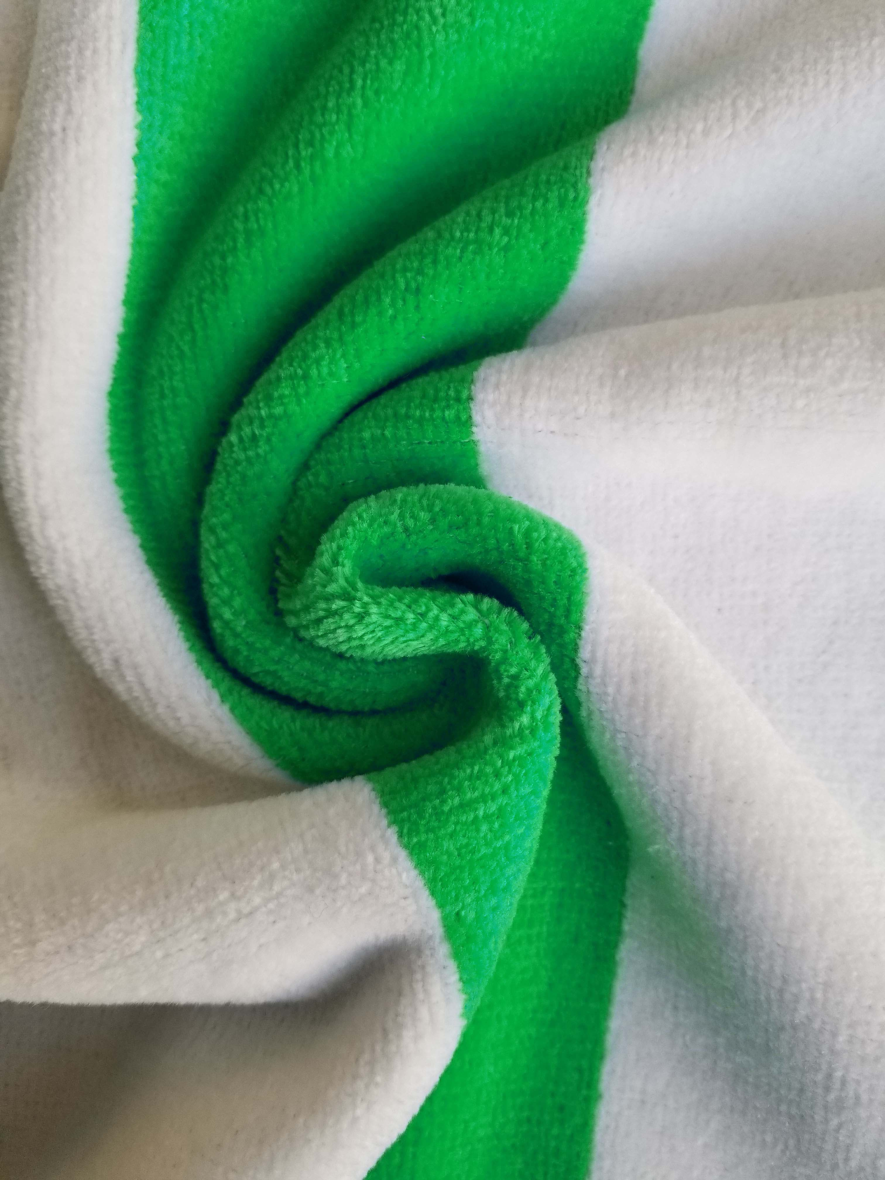 Lime Green / White1