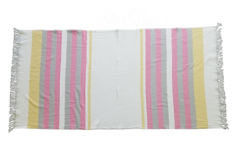Multi Pink / White