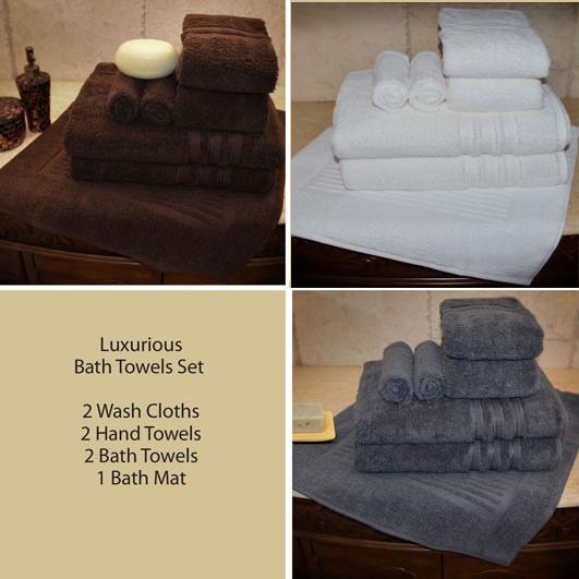 Discount Beach & Bath Towels, Bath Robes, And Custom