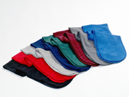 EMBROIDERED 9x60 Polar Fleece Scarf - 100% Polyester Fleece