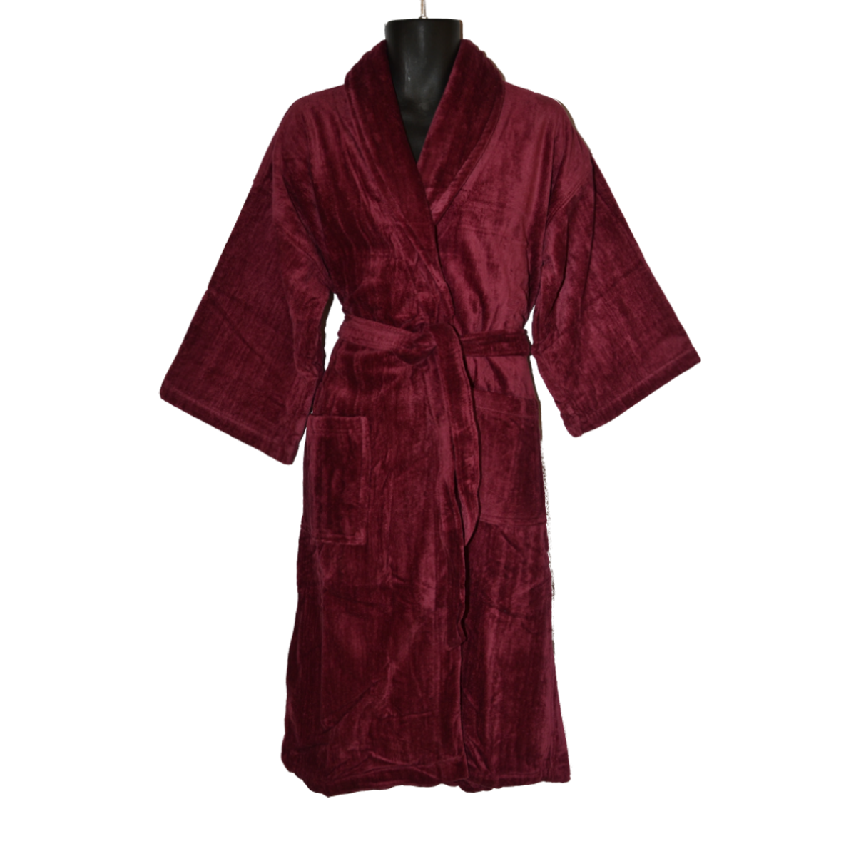 Customtowels Com Embroidered Royal Comfort Bath Robe Shawl