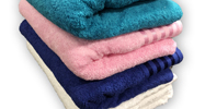 EMBROIDERED 34x68 Bath Towels Cotton 19.25 Lbs per Dz. 100% Cotton.
